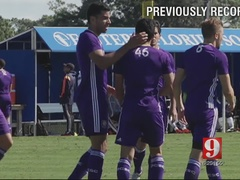 Orlando City opens preseason with 4-0 win