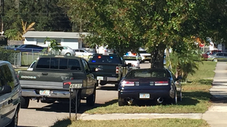 Deputies: 13-year-old boy shot while visiting relatives
