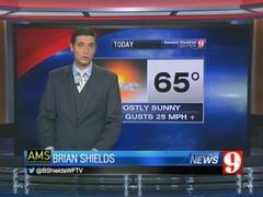 Daily Weather Forecast 2-8-16