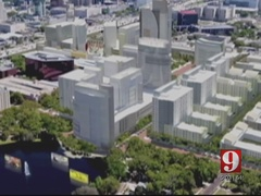 Orlando commissioners approve incentive package for downtown UCF campus