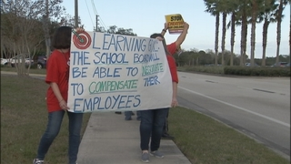 Frustrated Seminole County teachers refuse to work outside school day