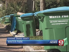 Winter Park commissioner took contribution from company bidding for contract
