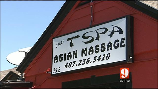 Happy ending massage caught on hidden cam 14 - 1 part 2