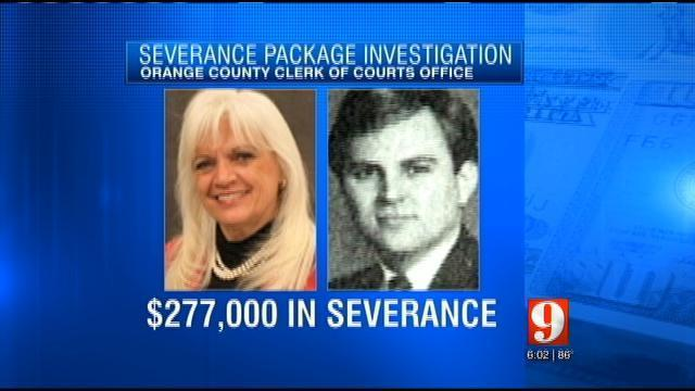2 Orange County Clerk of Courts employees accused of taking