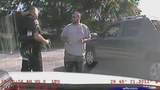 Raw  Dashcam video Zimmerman road rage investigation
