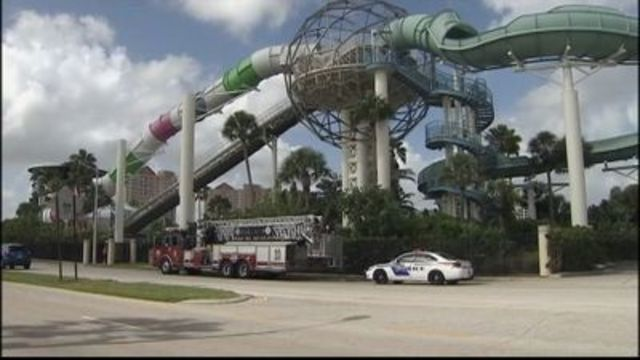 Report outlines near drowning of Wet 'n Wild worker   WFTV