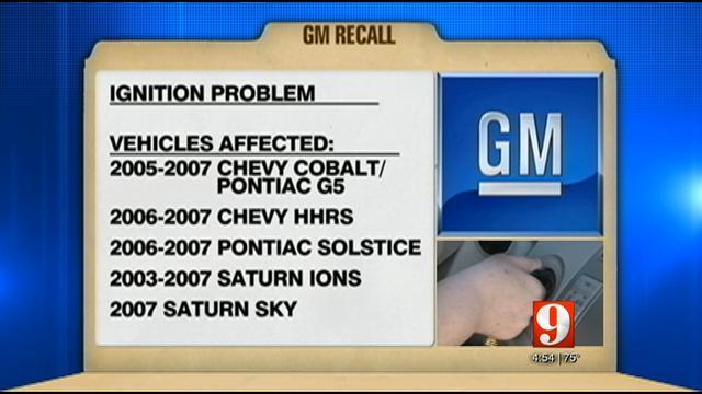 Action 9: Two major automakers issue safety recalls