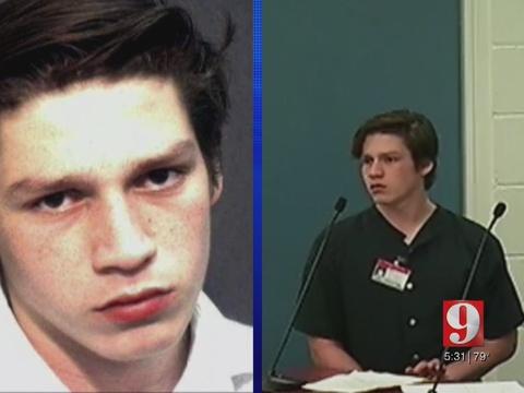 Teen arrested over sex allegations
