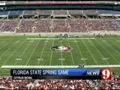 Local Seminoles Star at Citrus Bowl