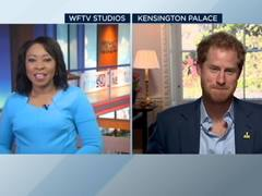 Raw: Prince Harry and Vanessa (part 2)