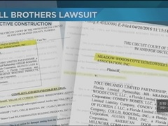 Home builder at center of lawsuit as 9 Investigates cracking stucco, leaky roofs