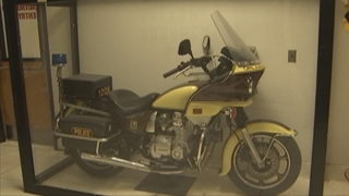 9 Investigates taxpayer cost of old police motorcycle
