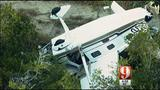 2 injured in plane crash at Merritt Island Airport