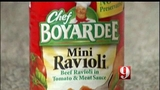 Brevard County woman claims there was a spider in her ravioli