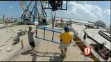 Construction of Daytona Beach's new roller coaster underway