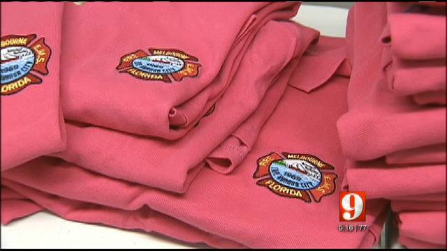Melbourne firefighters told not to wear city-purchased pink shirts ...
