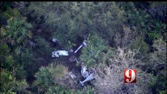 Melbourne plane crash victims identified