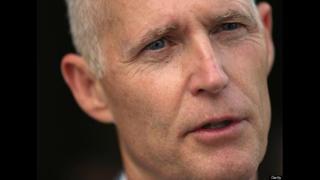 Gov. Rick Scott delays trip to Argentina due to wildfires across Florida