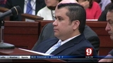 Zimmerman jury to begin sequestration
