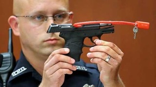 Zimmerman: Sale of Trayvon Martin gun will keep Hillary out of the White House