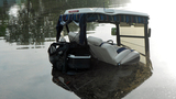 Police: Abandoned golf cart in Lady Lake pond leads to burglar