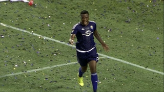 Larin scores twice to snap Orlando City skid