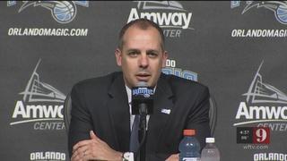 Orlando Magic introduce new head coach