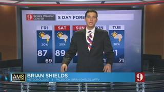 5-Day Forecast for May 27