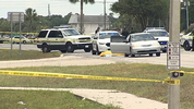 Deputies investigated a deputy-involved shooting in DeLand on Sunday at 17-92 and Firehouse road.