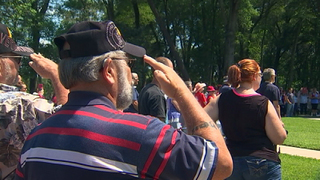 Fallen military members honored in Bushnell