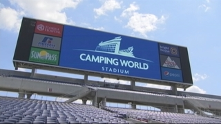 Fan events held ahead of Pro Bowl at Camping World Stadium