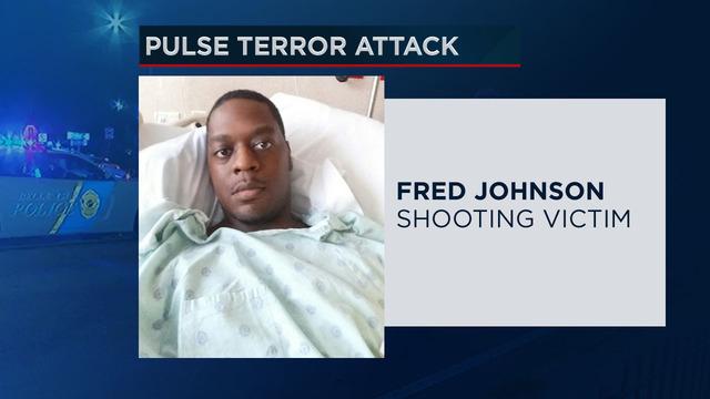 Orlando Nightclub Shooting Victim A Stranger Saved My