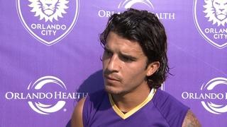 Orlando City brings back Carrasco, Hines and Alston