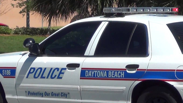 Cops: Black Lives Matter note found after Daytona Beach police cruiser torched