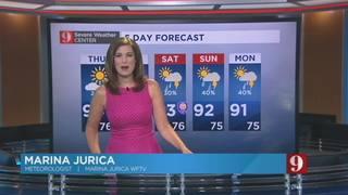5-Day Forecast for June 23