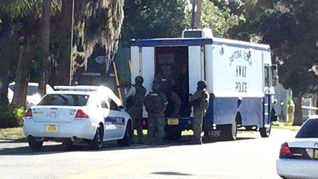 Daytona Beach Police Shootout