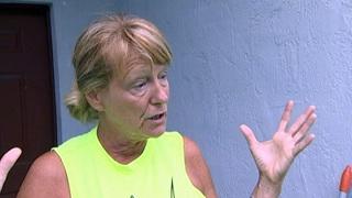 Florida woman survives deadly lightning strike