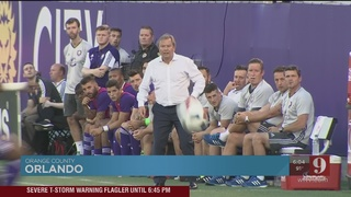 Orlando City SC agrees to part ways with head coach Adrian Heath