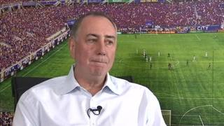Orlando City President Phil Rawlins talks about parting ways with Adrian Heath