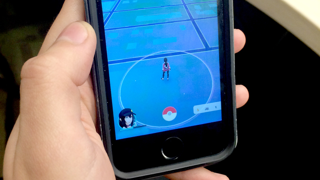 Nintendo Shares Jump 9.5 Percent On Pokemon GO Phenomenon