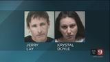 Squatters arrested after multiple reports of Fruitland Park break-ins