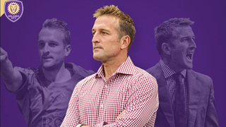 Orlando City Head Coach Jason Kreis Nominated for National Soccer Hall of Fame