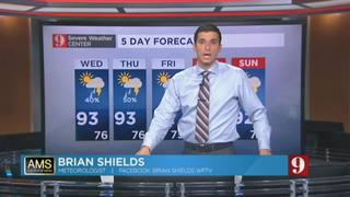 5-Day Forecast for July 20