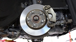 What makes up your car brakes?