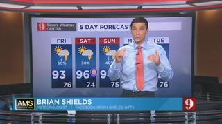 5-Day Forecast for July 22