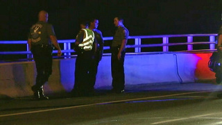 Police: Man beats wife, injures motorist before jumping off Daytona Beach bridge