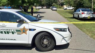 Deputies: Deltona man arrested after shooting at deputies, wounding wife