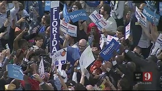 Day 3 of DNC: Sen. Bill Nelson says Clinton VP pick was