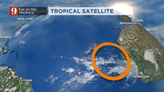 Vamos cuesta arriba en la temporada de huracanes; onda tropical se desarrolla