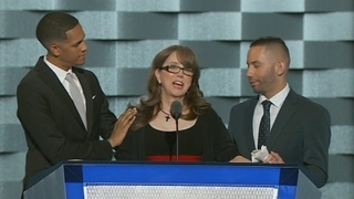 Mother of Pulse victim speaks at DNC, calls for change in gun policies